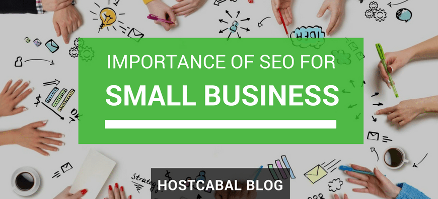 importance for seo for small business
